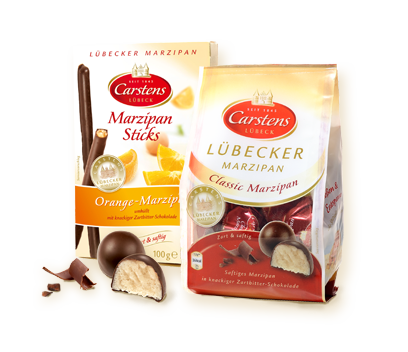 Marzipan – any time, anywhere